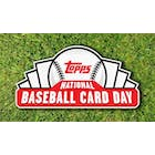 Image for  2x 2020 Topps National Baseball Card Day Pack