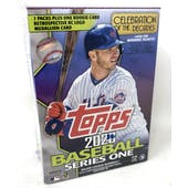 2020 Topps Series 1 Baseball 7-Pack Blaster Box