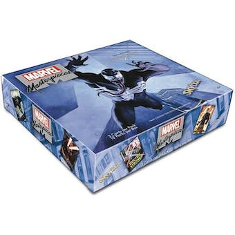 Marvel Masterpieces (featuring Dave Palumbo) Hobby 12-Box Case (Upper Deck 2020)