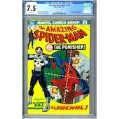 Amazing Spider-Man #129 CGC 7.5 (W) *2020120004*