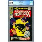 X-Men #42 CGC 8.0 (OW-W) *2020252002*