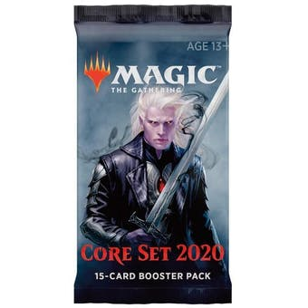 Magic the Gathering Core Set 2020 Booster Pack