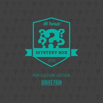 2020 Hit Parade POP Culture Mystery Box - Series 4 - Post Malone & Denise Richards Autos!