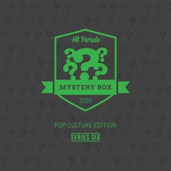 2020 Hit Parade POP Culture Mystery Box - Series 6 - WWE, Sopranos & Christmas Story Autos!