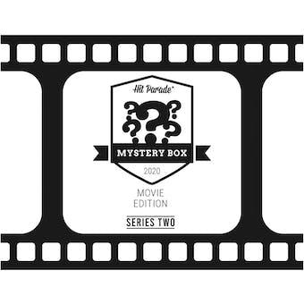 2020 Hit Parade Mystery Box Movie Edition - Series 2 - John Travolta & Mark Ruffalo Autos!