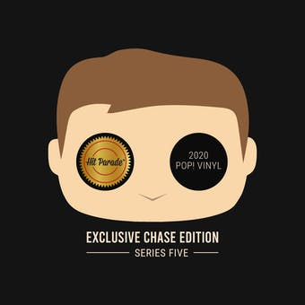 2020 Hit Parade POP Vinyl Exclusive Chase Edition Hobby Box - Series 5 - Carpenter & Trebek Signed Chase!