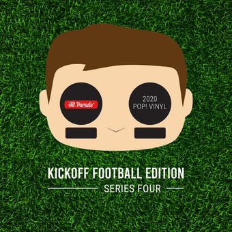 2020 Hit Parade POP Vinyl Kickoff Football Edition Hobby Box - Series 4 - Terry Bradshaw & Jerry Rice!