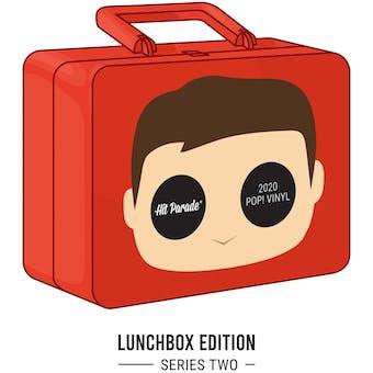 2020 Hit Parade POP Vinyl Lunchbox Edition - Series 2 - 1 Funko POP, POP PEZ & Funko Soda Per Box!
