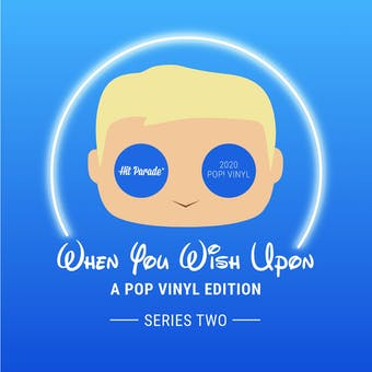2020 Hit Parade POP Vinyl When You Wish Upon Edition Hobby Box - Series 2 - RARE & VAULTED POPS!