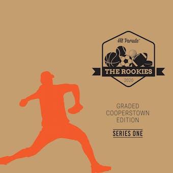 2020 Hit Parade Cooperstown Graded Rookies Ed Ser 1- 1-Box- DACW Live 6 Spot Random Division Break #7