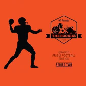 2020 Hit Parade The Rookies Prizm Football Edition Series 2- 1-Box- Dacw Live 8 Spot Random Division Break #4