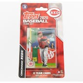 2020 Topps Baseball Cincinnati Reds Team Set