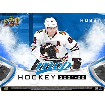 2021/22 Upper Deck MVP Hockey Hobby Box (Presell)