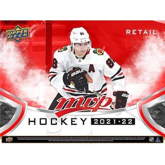 2021/22 Upper Deck MVP Hockey 36-Pack Box (Presell)