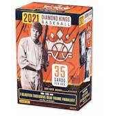 2021 Panini Diamond Kings Baseball 7-Pack Blaster Box