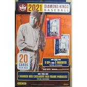 2021 Panini Diamond Kings Baseball Hanger Box (Lot of 10)