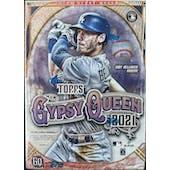 2021 Topps Gypsy Queen Baseball 7-Pack Blaster Box (Lot of 6)