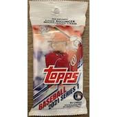 2021 Topps Series 1 Baseball Value Pack (Lot of 12)