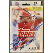 2021 Topps Series 1 Baseball Hanger Box (Cody Bellinger Highlights!)