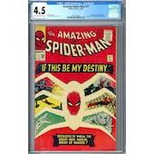 Amazing Spider-Man #31 CGC 4.5 (OW-W) *2021134010*