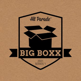 2021 Hit Parade Autographed BIG BOXX Hobby Box - Series 1 - Mike Trout, Zion, & Aaron Judge!!