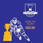 2021/22 Hit Parade Chase the Calder Hockey Series 1 Hobby Box /100 McDavid-MacKinnon-Matthews (SHIPS 11/19)