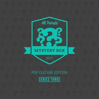 2021 Hit Parade POP Culture Mystery Box - Series 3 - Sandlot Cast Signed Jersey & Claudia Wells Autograph!