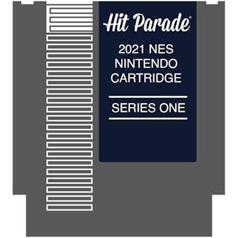 2021 Hit Parade Nintendo NES Cartridge Edition - Series 1 - Hobby Box /50 - Bubble Bobble Part 2 & Ducktales 2