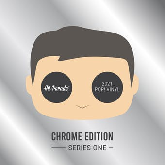 2021 Hit Parade Chrome POP Vinyl Edition- Series 1- 2-box- DACW Live 10 Spot Random Number Break #1