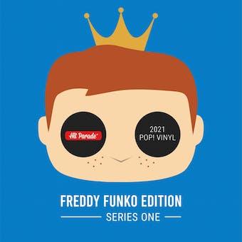 2021 Hit Parade POP Vinyl Freddy Funko Ed Series 1- 2-box- DACW Live 10 Spot Random Number Break #2