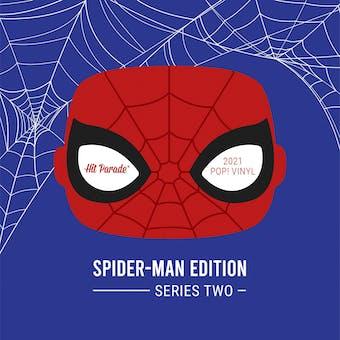 2021 Hit Parade POP Vinyl Spider-Man Edition Hobby Box - Series 2 - Tom Holland & Todd McFarlane Autos!
