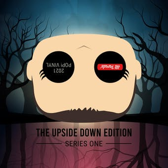 2021 Hit Parade POP Vinyl The Upside Down Edition Hobby Box - Series 1 - Millie Bobby Brown & David Harbour!