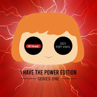 2021 Hit Parade POP Vinyl I HAVE THE POWER Edition Hobby Box - Series 1 - He-Man & Skeletor Autos!