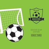 "2021 Hit Parade Autographed Soccer ""GEAR"" Hobby Box - Series 3 - RONALDO, PULISIC & DEBRUYNE!!!"