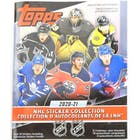 Image for  2020/21 Topps NHL Hockey Sticker Collection Album