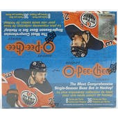 2020/21 Upper Deck O-Pee-Chee Hockey 36-Pack Box