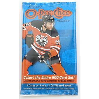 2020/21 Upper Deck O-Pee-Chee Hockey Retail Pack
