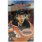 2020/21 Upper Deck Series 1 Hockey Hobby Box