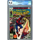 Amazing Spider-Man #167 CGC 9.2 (W) *2022523003*