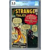 Strange Tales #110 CGC 3.5 (OW-W) *2022648001*