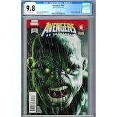 Avengers #684 CGC 9.8 (W) *2022822015*