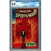 Amazing Spider-Man #50 CGC 6.0 (OW) *2023106002*