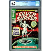 Silver Surfer #1 CGC 6.0 (OW-W) *2023106003*