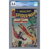 Amazing Spider-Man #17 CGC 3.5 (C-OW) *2026369001*