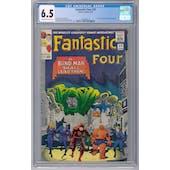 Fantastic Four #39 CGC 6.5 (OW-W) *2026369017*