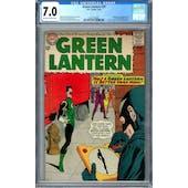 Green Lantern #29 CGC 7.0 (OW-W) *2027239004*