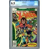 X-Men #107 CGC 6.5 (W) Mark Jewlers Insert *2027240003*