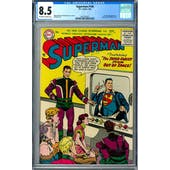 Superman #104 CGC 8.5 (OW-W) *2027297017*