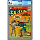 Superman #106 CGC 6.0 (OW) *2027297018*