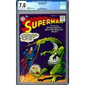 Superman #114 CGC 7.0 (OW-W) *2027297021*